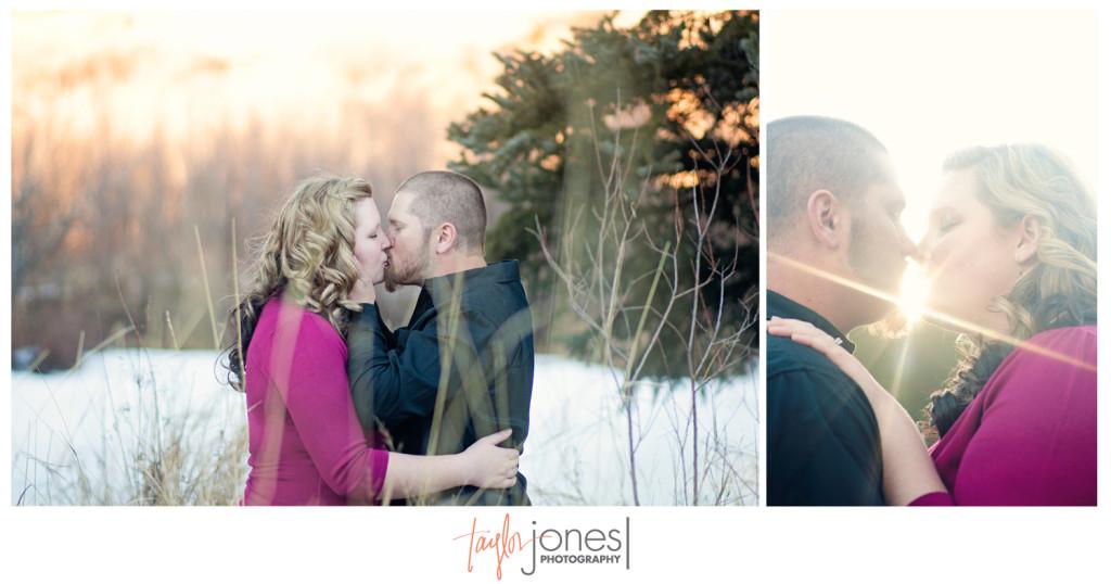 Evergreen, Colorado engagement and wedding photographer