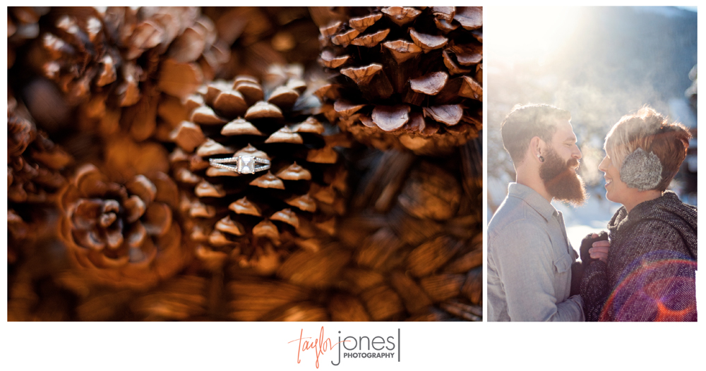 Keystone Colorado wedding and engagement photographer