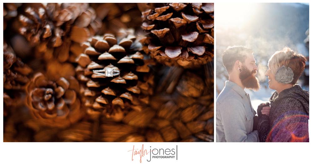 Keystone Colorado wedding and engagement photographer