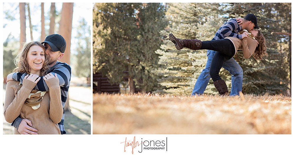 Hiwan Homestead, Evergreen Colorado, engagement photographer