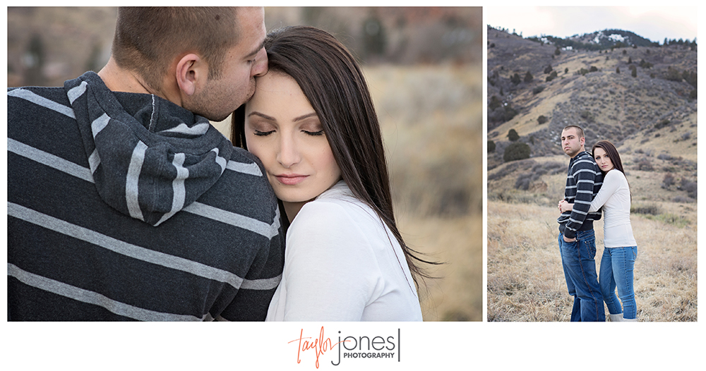 Morrison, Colorado engagement and wedding photographer
