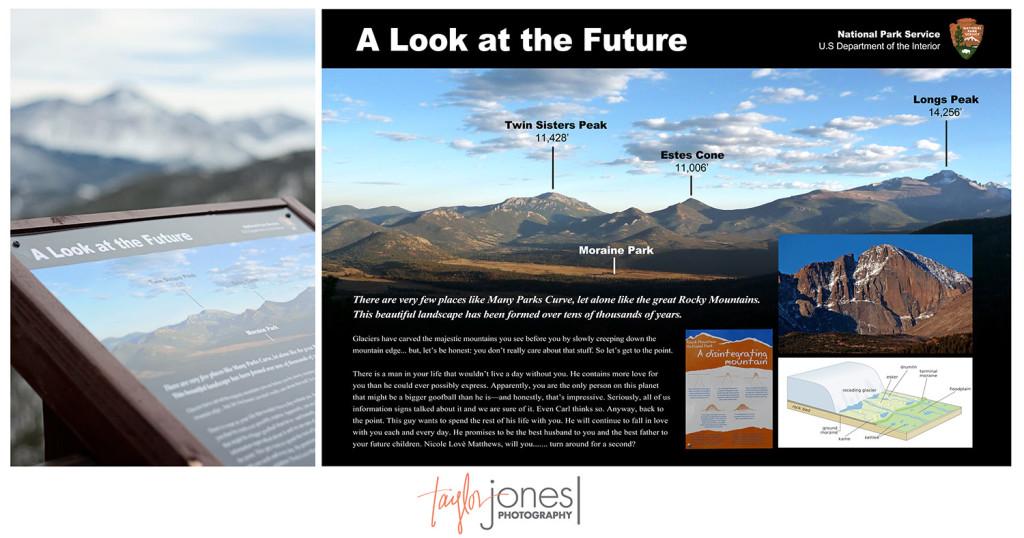 Rocky mountain national park proposal