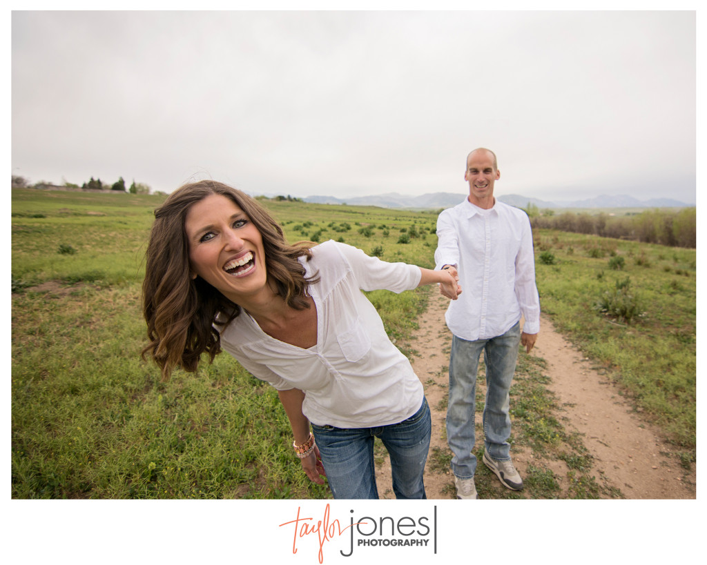 Standley Lake engagement shoot, Westminster, Colorado