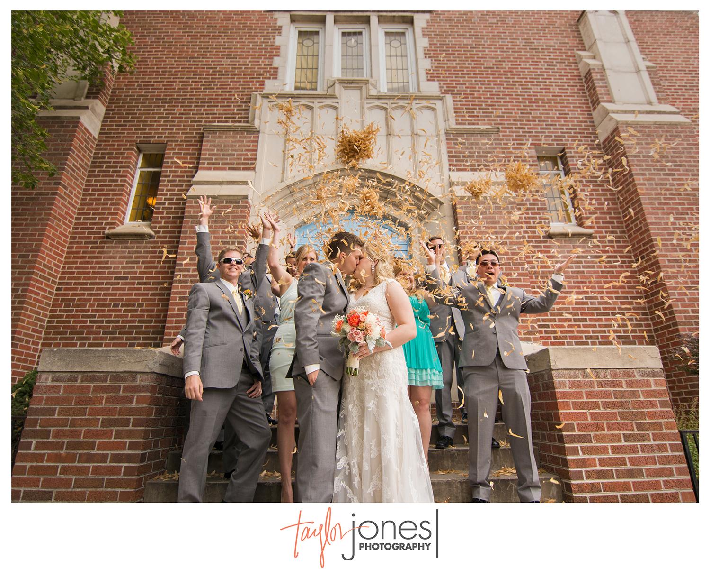 Brett + Kimberly Miller | Tivoli Turnhall Wedding Denver ...