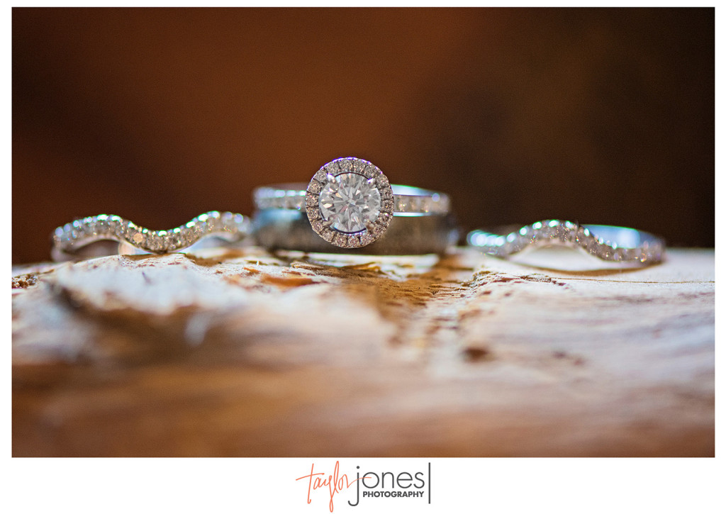 Detail ring photo at Villa Parker wedding