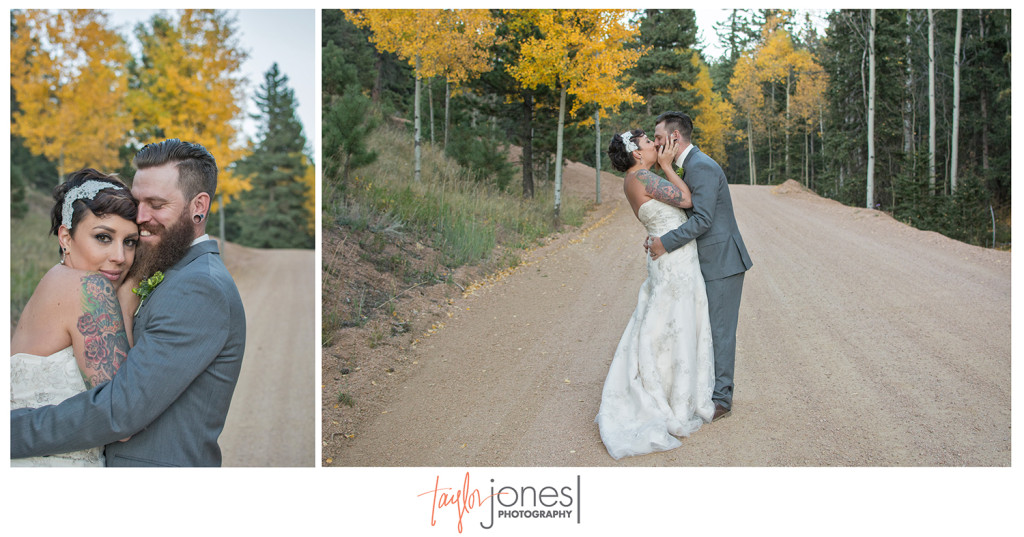 Woodland Park wedding