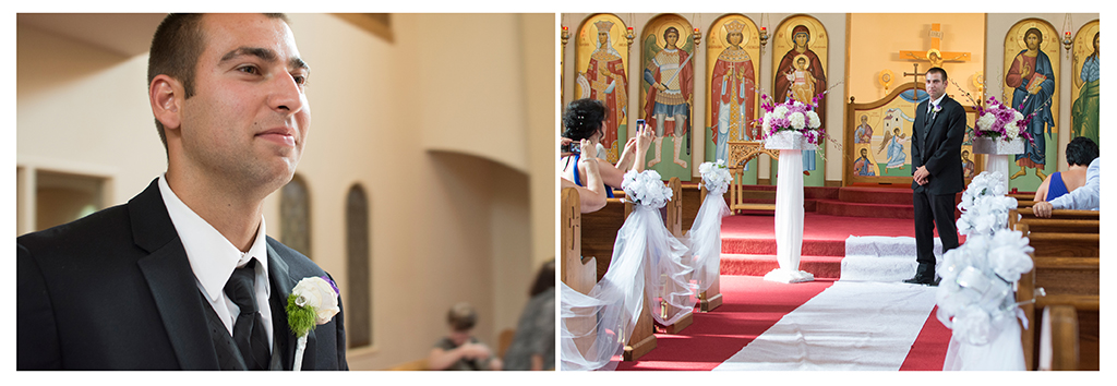 Denver Catholic wedding Armenian