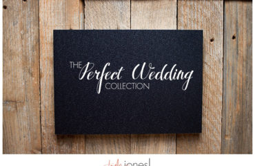 The perfect wedding book album