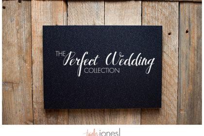 The perfect wedding book album