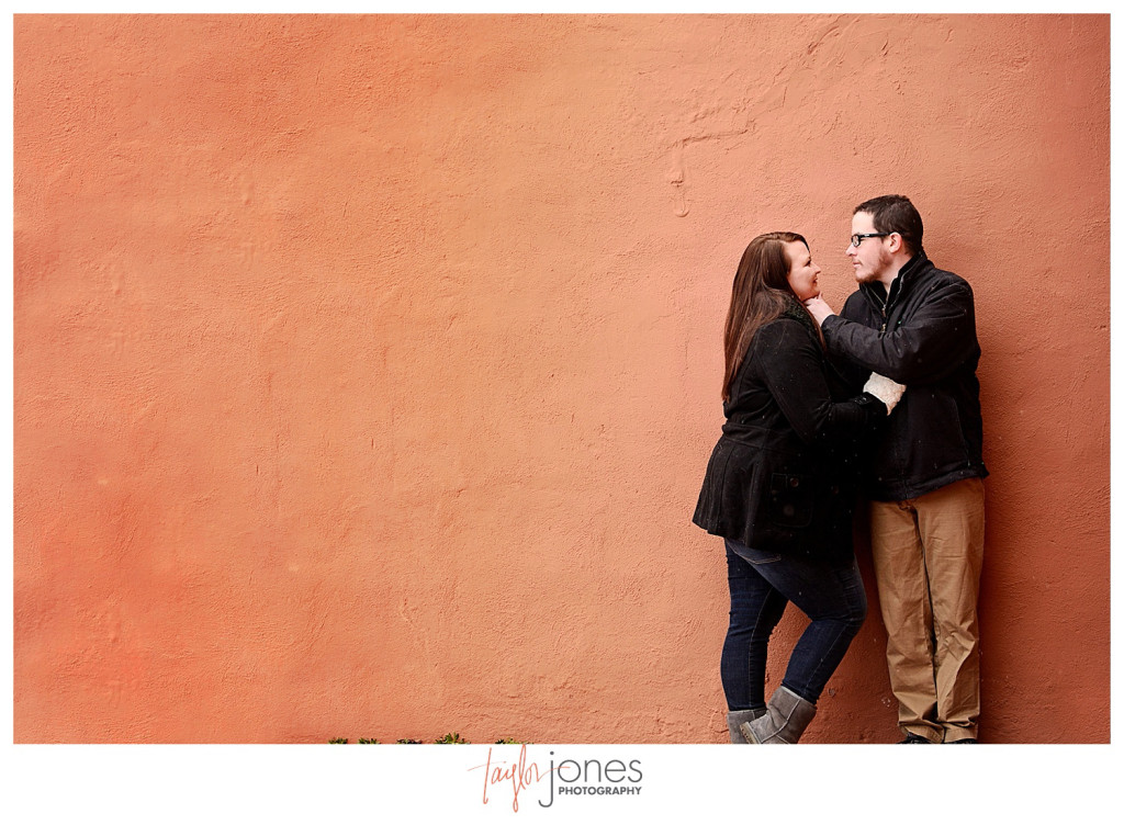 Red Rocks engagement shoot
