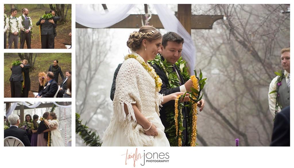 Pines at Genesee wedding