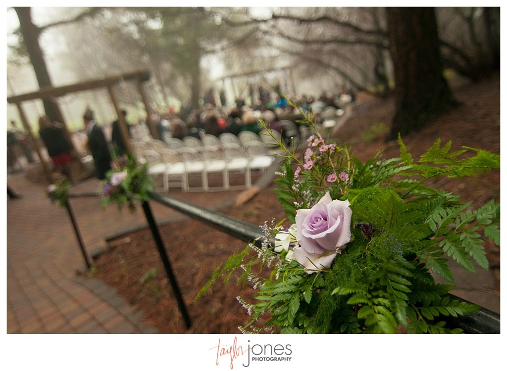 Pines at Genesee wedding