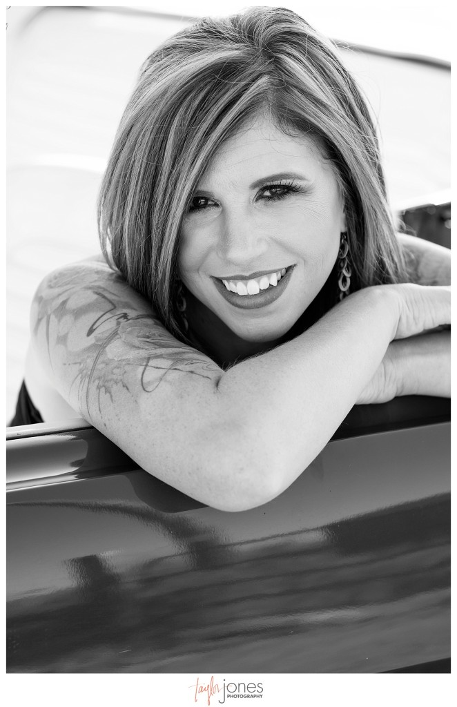 Standley Lake Mustang styled shoot tattoos