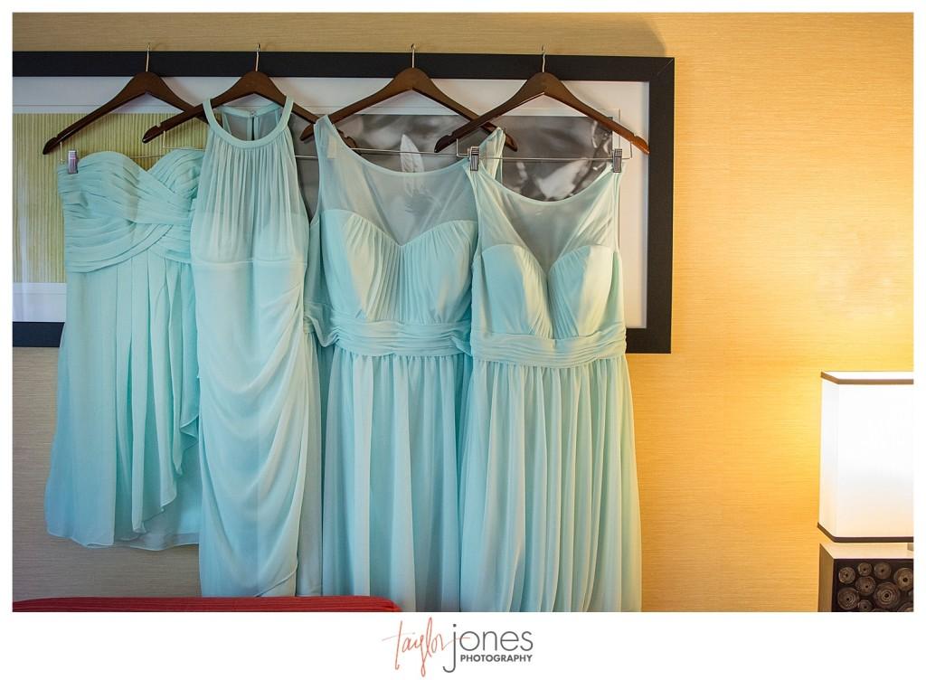 Bridesmaids photos Golden Colorado bride getting ready for wedding