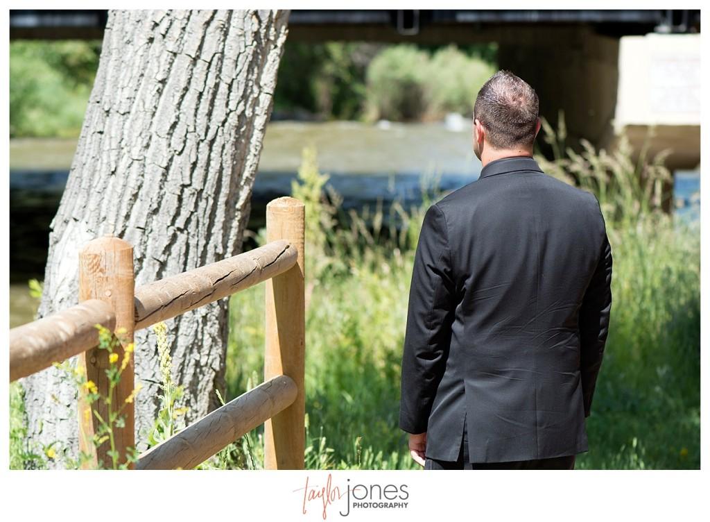 First look at Golden hotel wedding in Golden, Colorado