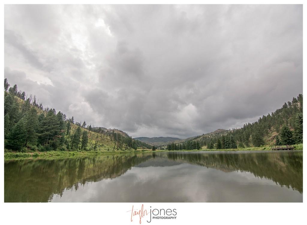 Austin and Morgan engagement proposal at Pine Valley Ranch Park Colorado, Crystal Lake