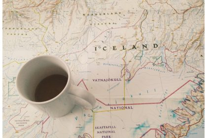 Iceland camping trip