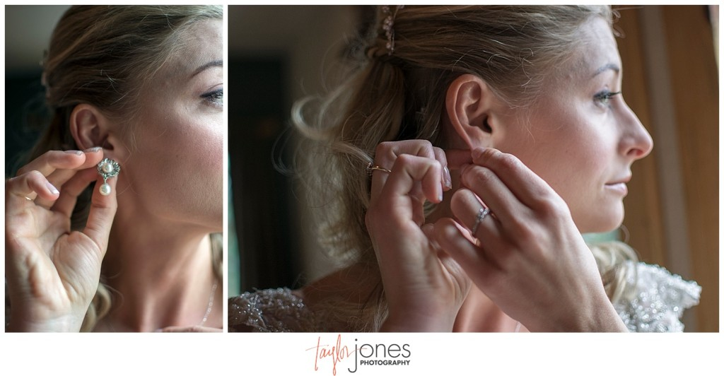 Lower Lake Ranch Pine Colorado wedding photographer bride getting ready