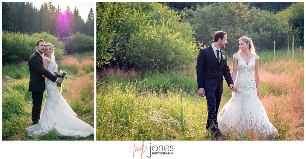 Lower Lake Ranch Pine Colorado wedding photographer portraits