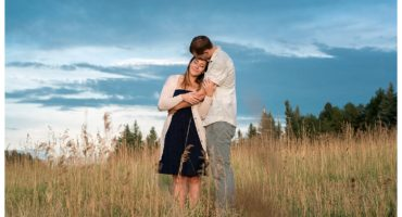 Colorado engagement shoot photographer Conifer, Colorado Meyer Ranch