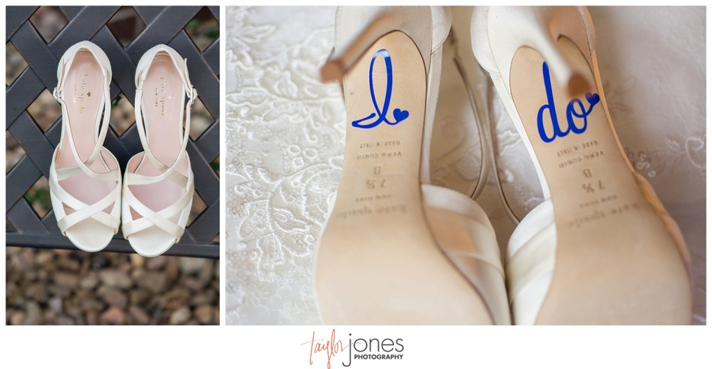 Arrowhead Golf Course fall wedding details