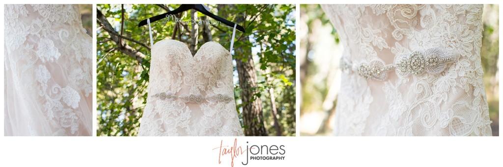 Pines at Genesee fall wedding