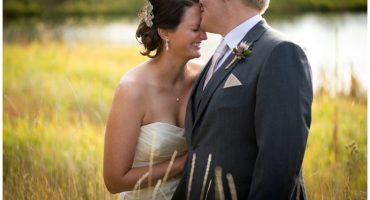 Durango Colorado fall wedding bride and groom portraits Blue Lake Ranch San Juan mountains