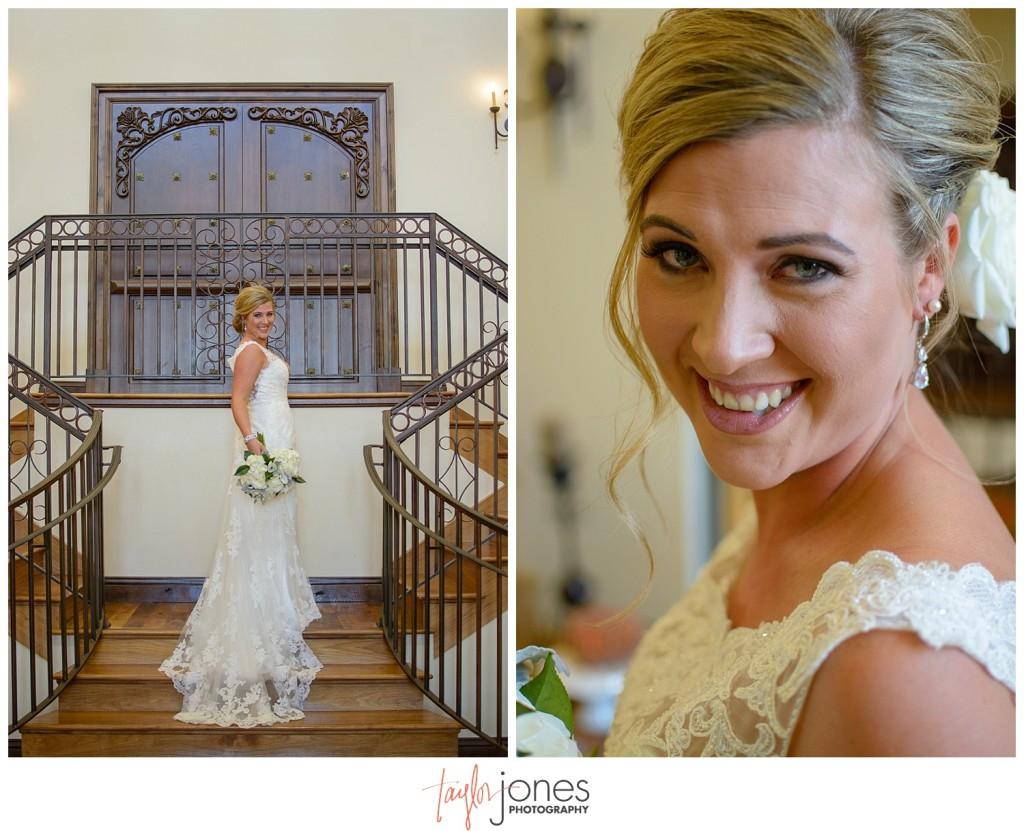 Parker Colorado wedding bride getting ready