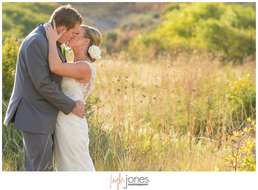 Parker Colorado wedding bride and groom portraits