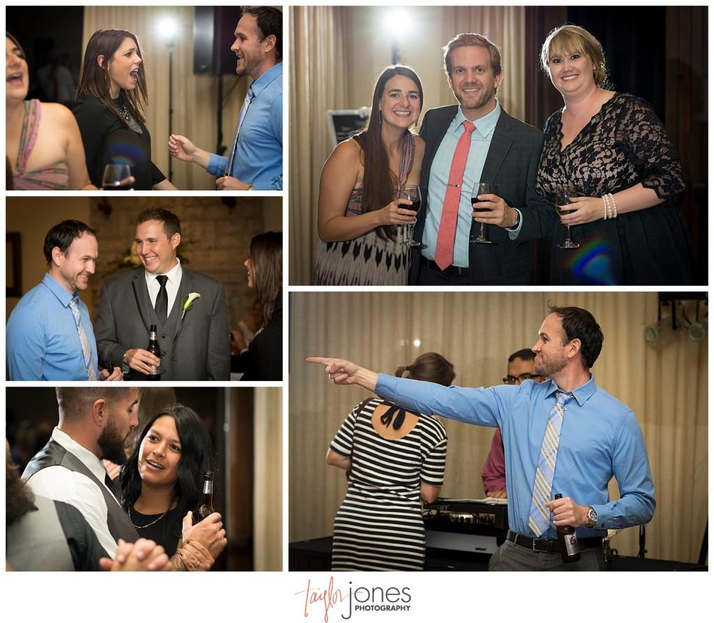 Parker Colorado wedding reception