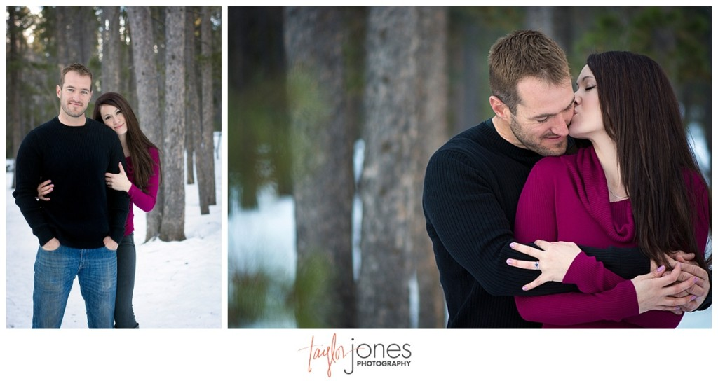 Conifer Colorado wedding and engagement photographer