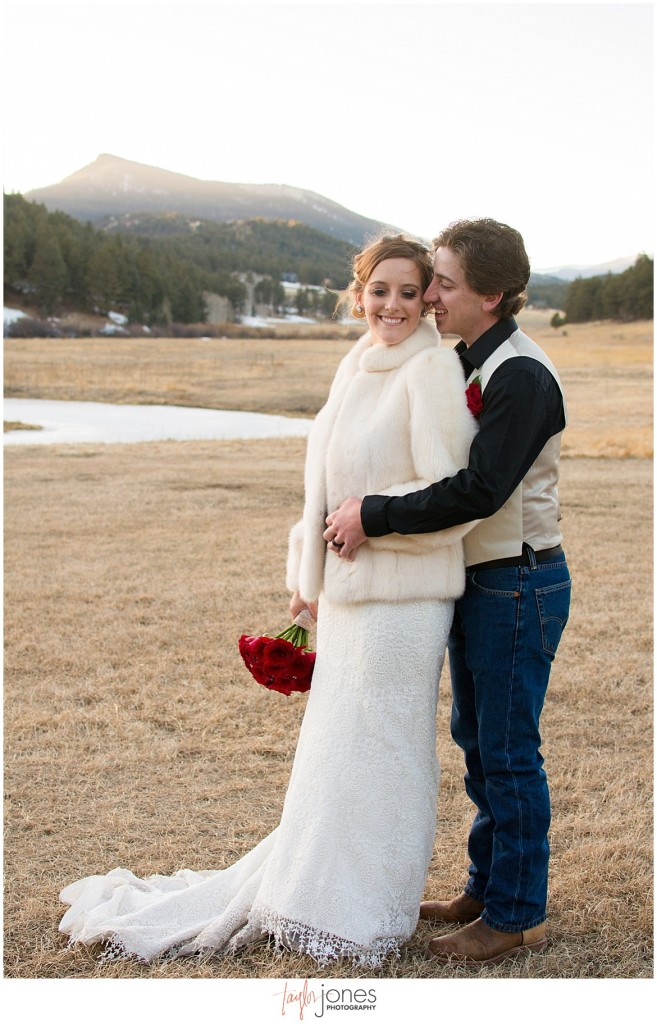 Deer Creek Valley Ranch mountain wedding photographer