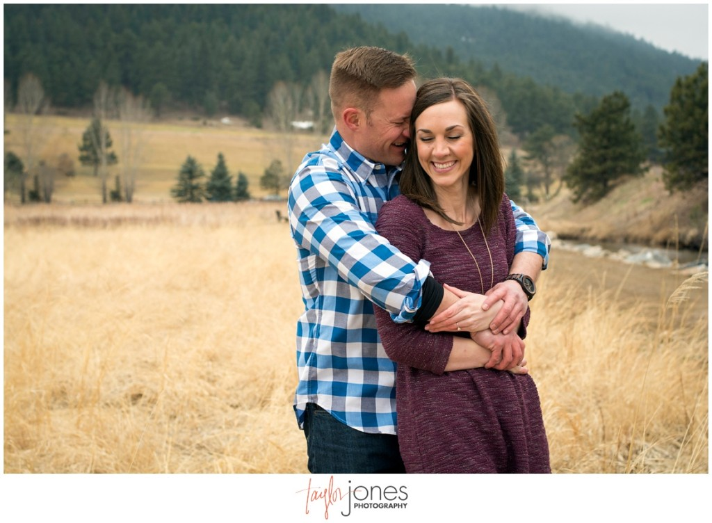 Colorado engagement and wedding photographer Evergreen Colorado