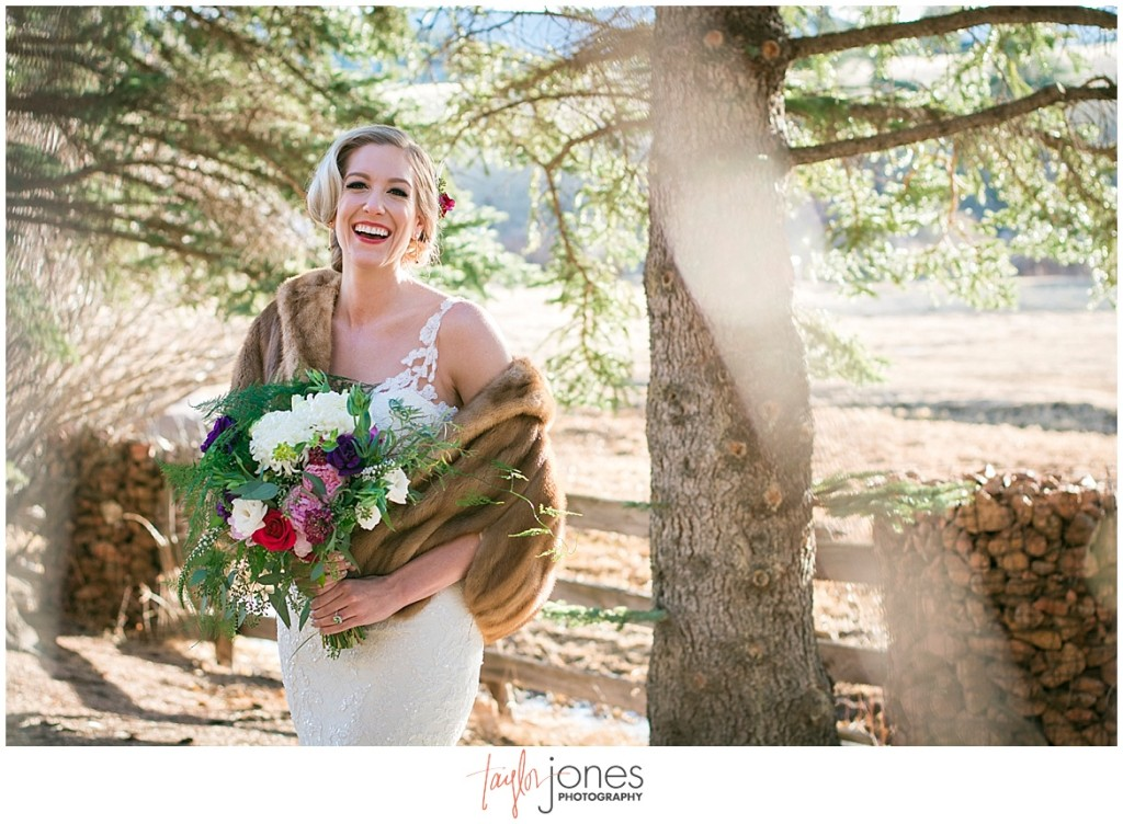 Deer Creek Valley Ranch wedding photographer