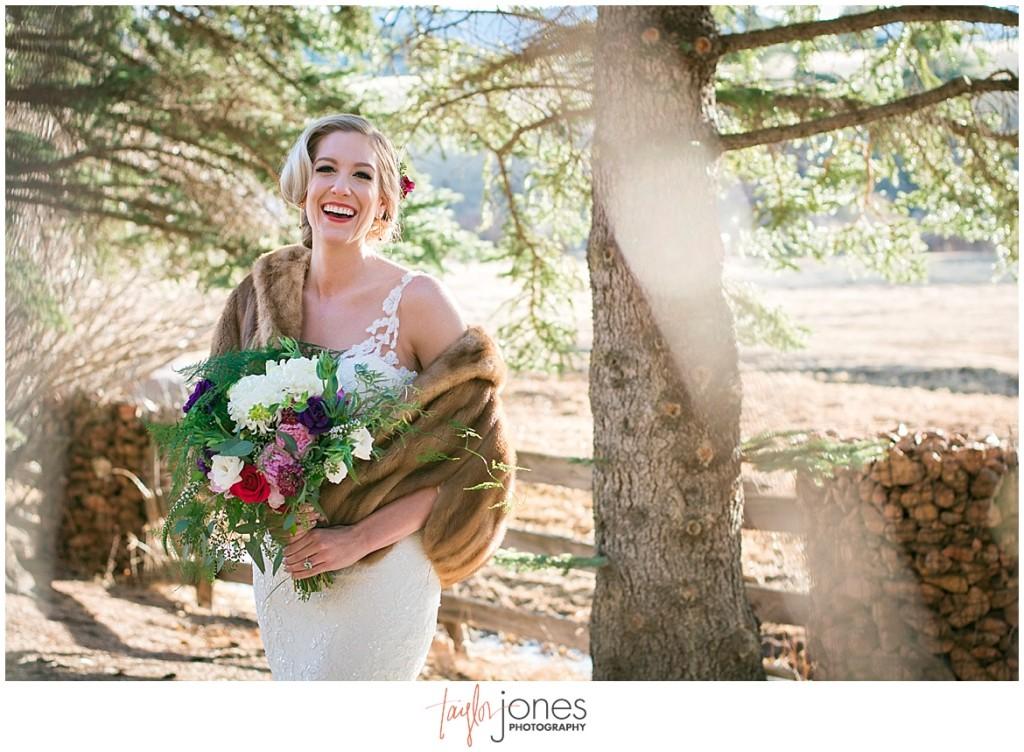 Deer Creek Valley Ranch wedding photographer