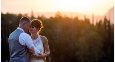 Telluride Colorado mountain wedding photographer