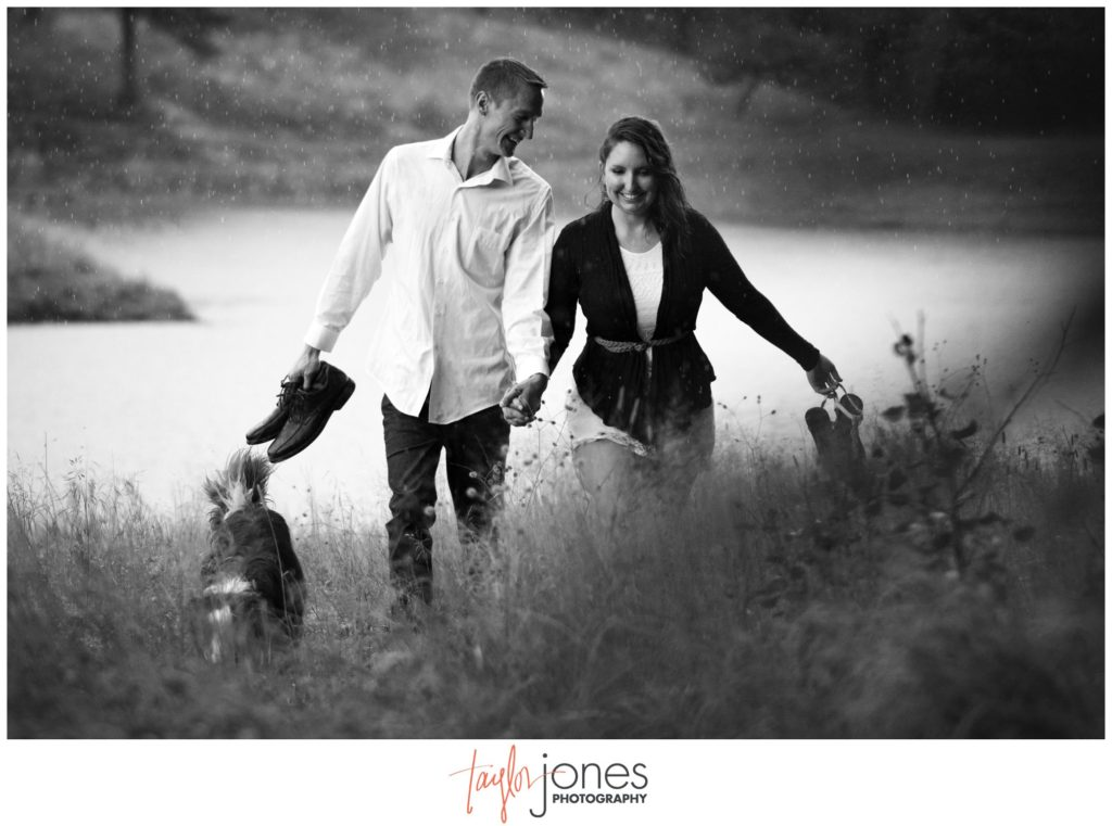 Conifer and Evergreen engagement and wedding photographer