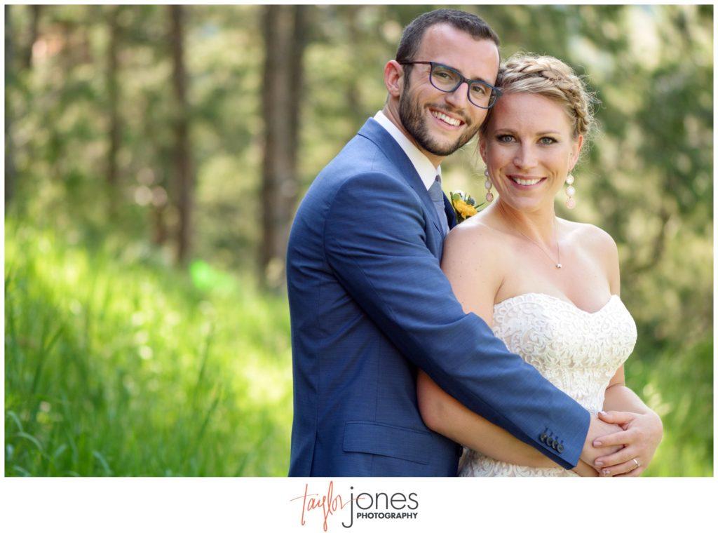 Golden Colorado Mount Vernon Country Club wedding photographer