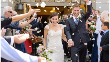 Fairplay Colorado wedding ceremony