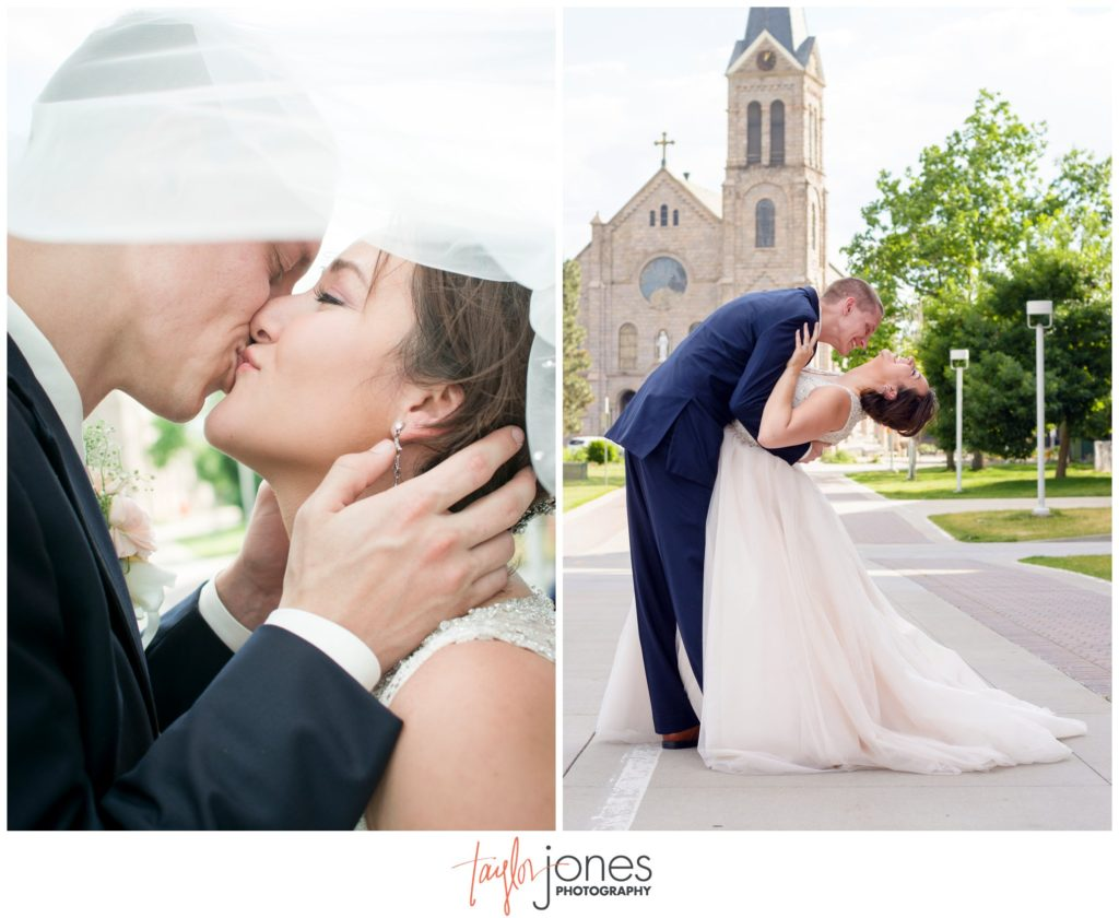 Colorado wedding photographer in Denver