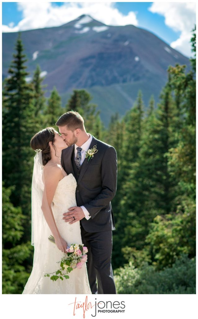 Breckenridge Colorado mountain wedding photographer Beaver run resort