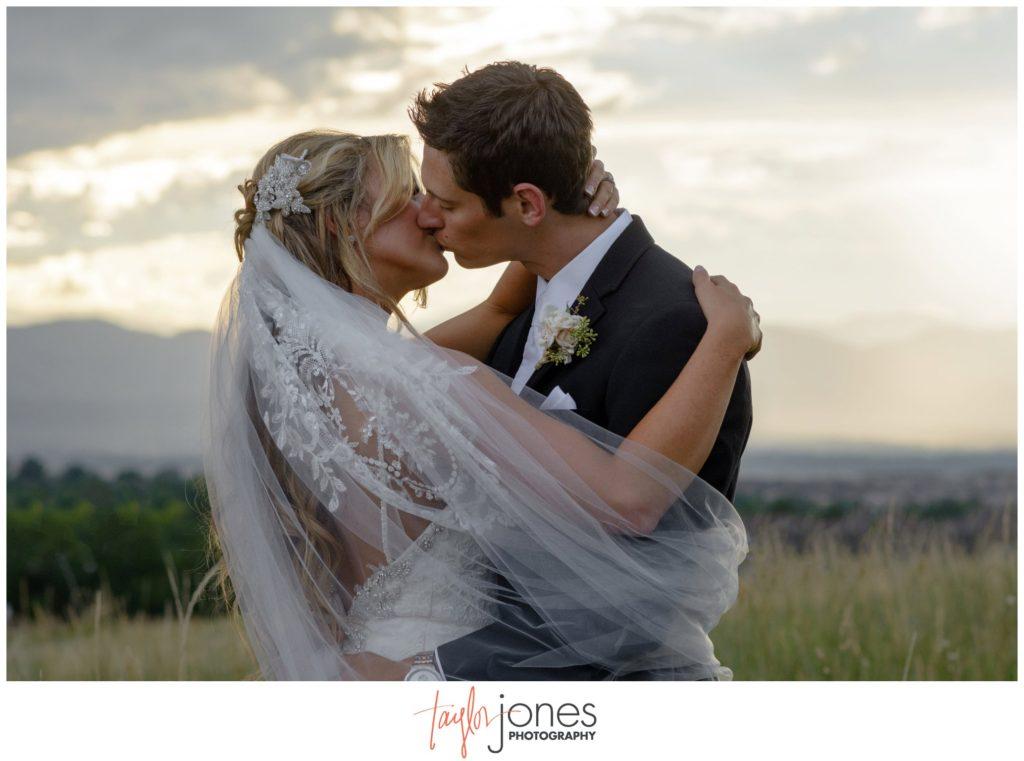 Highlands Ranch Mansion wedding Denver photographer