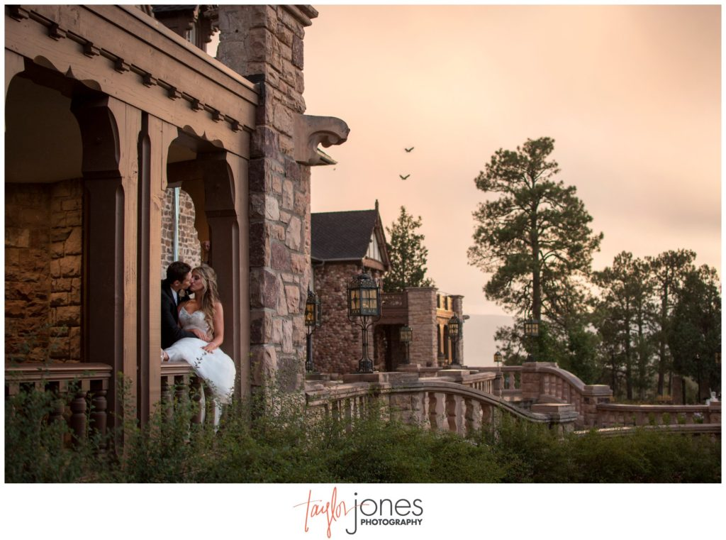 Highlands Ranch Mansion wedding Denver photographer