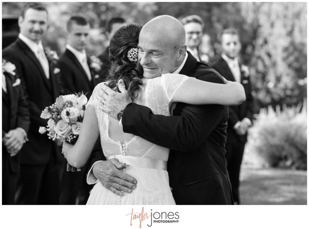 Shupe Homestead wedding ceremony Colorado photographer