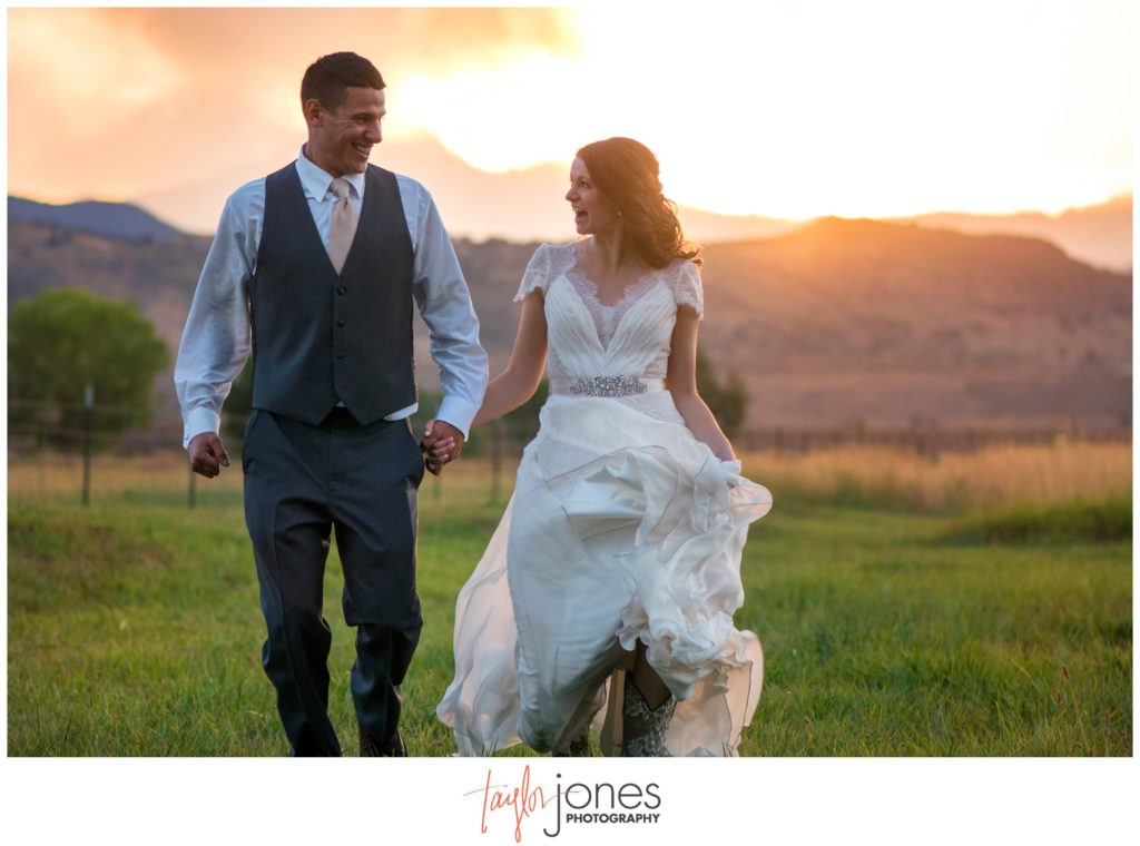 Colorado wedding photographer Longmont Colorado Shupe Homestead bride and groom