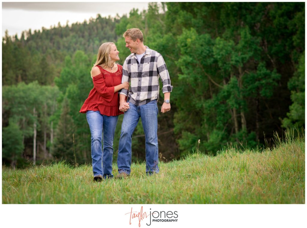 Westcliffe Colorado wedding and engagement photographer