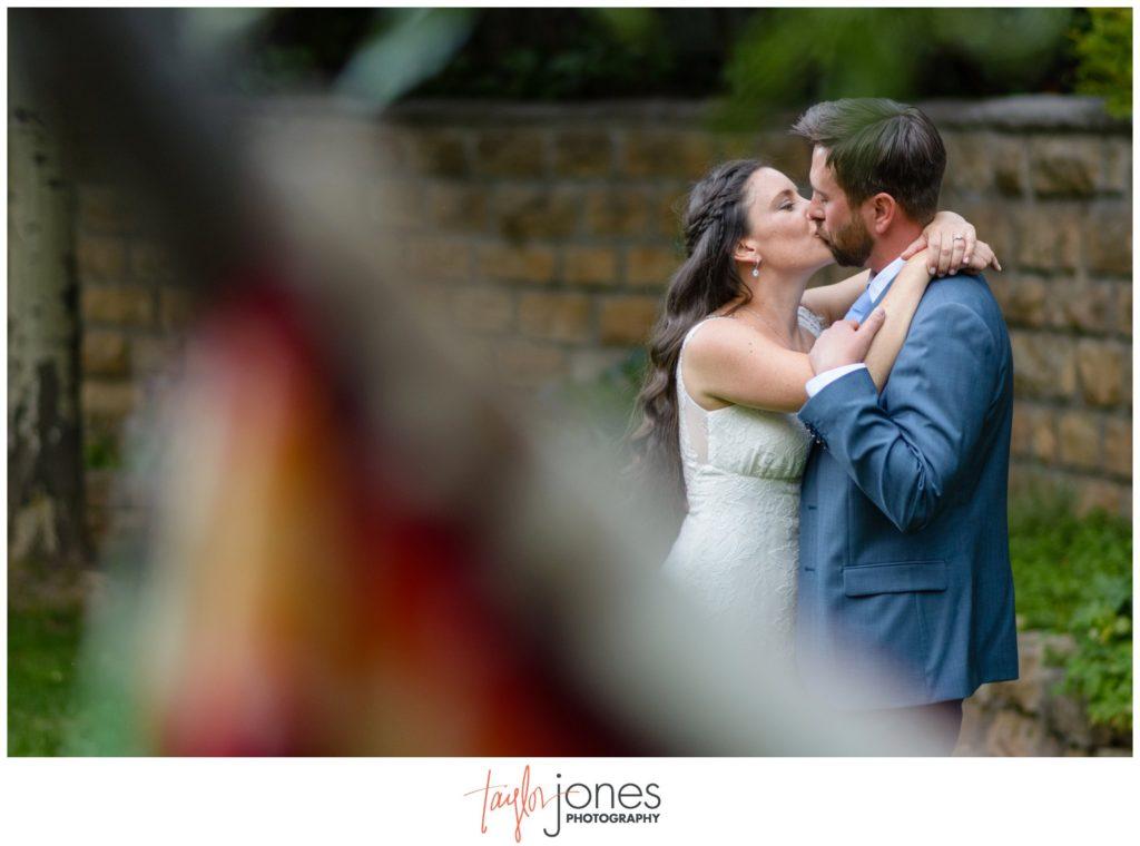 The Secret Garden Ouray Colorado wedding photographer