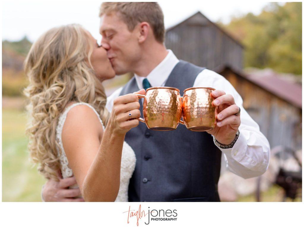 Westcliffe Colorado wedding