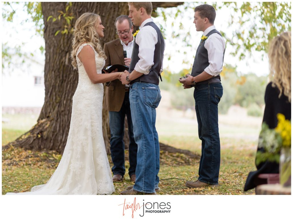 Willow Vale Events wedding photographer in Westcliffe Colorado