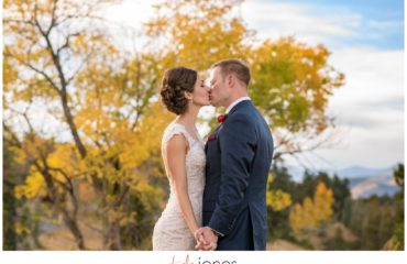 The Pines at Genesee Colorado mountain wedding photographer